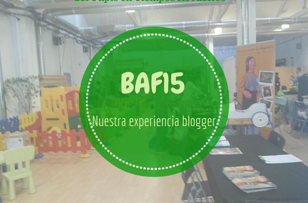 Crónica del BAF15