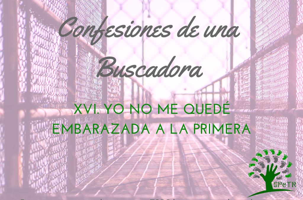 Yo no me quedé embarazada a la primera – Confesiones de una Buscadora XVI