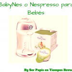 BabyNes o Nespresso para bebés