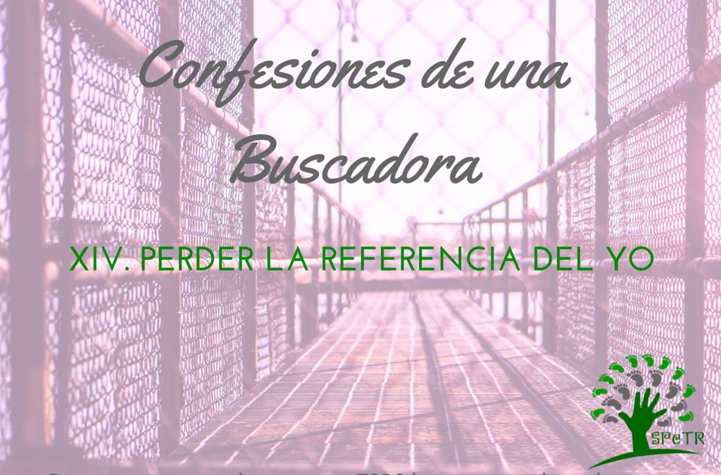 Perder la referencia del yo – Confesiones de una Buscadora XIV