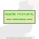 Higiene Postural durante el embarazo