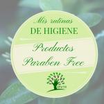 Productos libres de parabenos