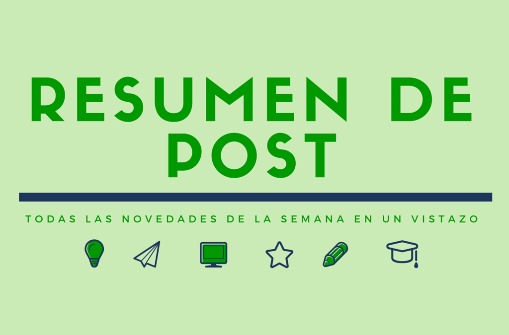 Resumen de Post (04 al 10 de Abril 2015)