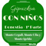 San Sebastián: Monte Urgull, Monte Ulia y Monte Igeldo – Gipuzkoa con niños 1