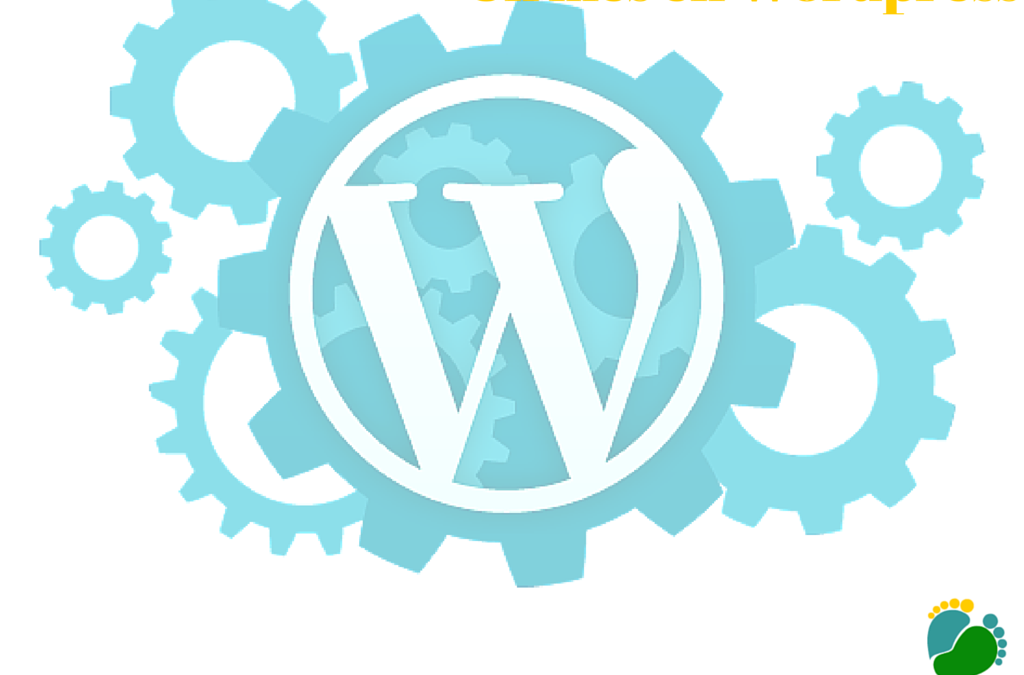 Un mes en WordPress