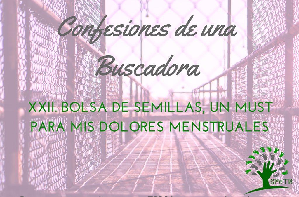 Bolsa de semillas, un must para mis dolores menstruales – Confesiones de una Buscadora XXII