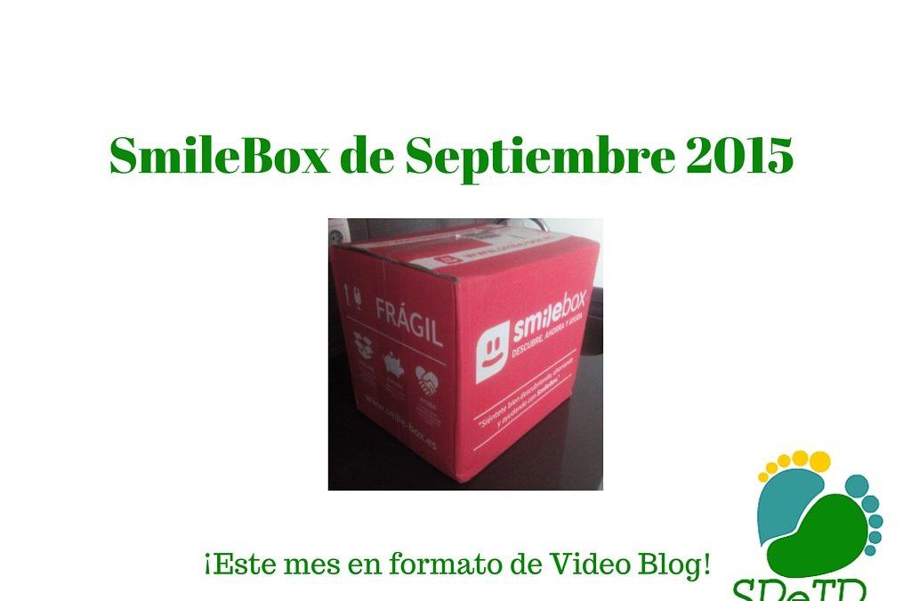 SmileBox de Septiembre