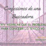 Asimilar que el problema para concebir lo tengo yo – Confesiones de una Buscadora XXIV