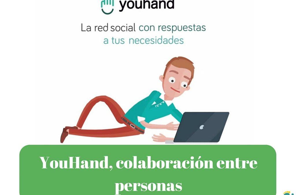YouHand, colaboración entre personas