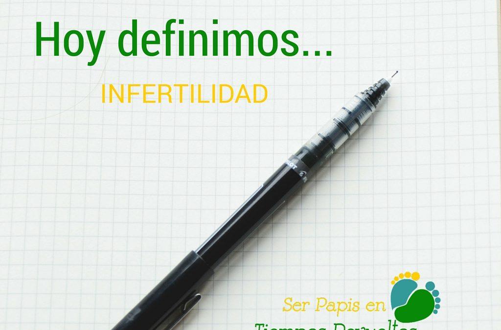 Infertilidad – Diccionario Preconcepcional 1