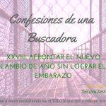Afrontar el nuevo cambio de año sin lograr el embarazo – Confesiones de una Buscadora XXVIII