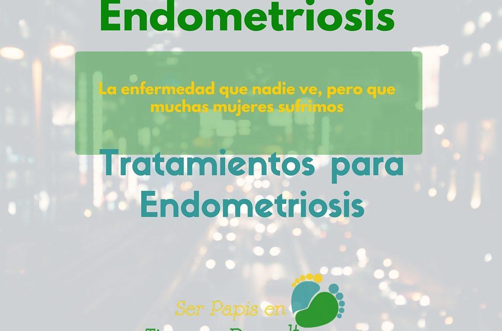 Tratamiento para Endometriosis