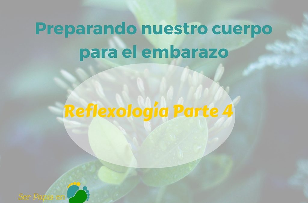 Preparando mi cuerpo para el embarazo – Reflexología Parte 4