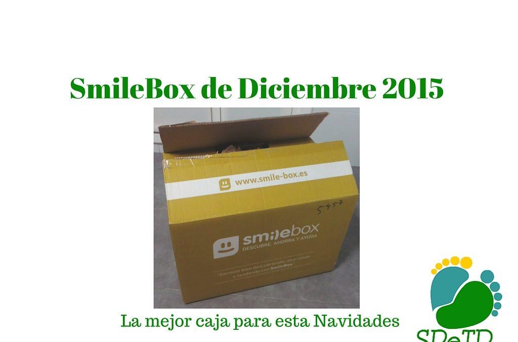 SmileBox de Diciembre – La mejor caja con diferencia para estas Navidades