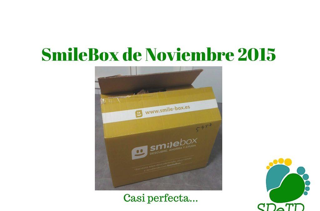SmileBox de Noviembre – Casi Perfecta…