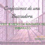 18 meses de búsqueda de embarazo – Confesiones de una Buscadora XXIX