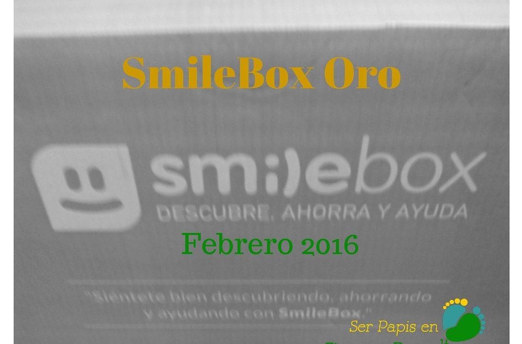 SmileBox Febrero 2016 – ¡Sorpresas muy agradables!