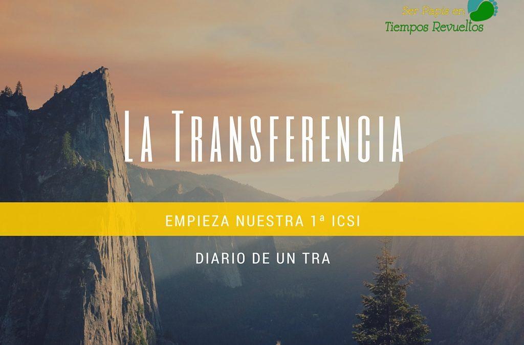 La transferencia