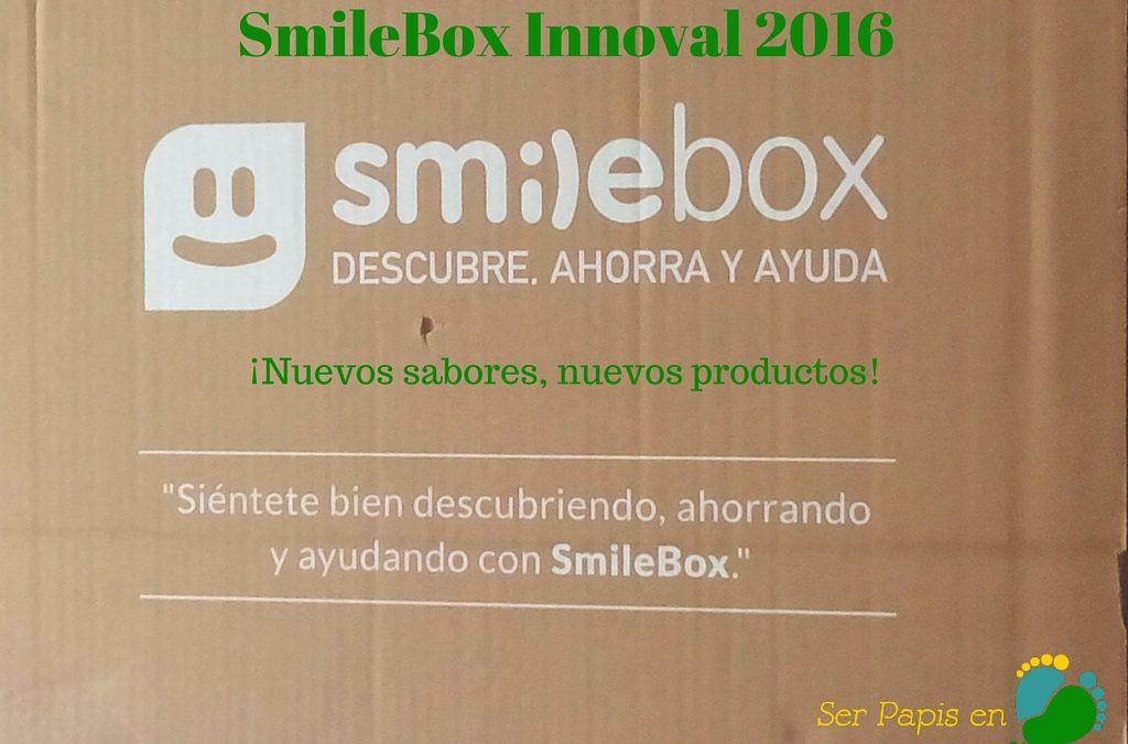 SmileBox Innoval 2016 de Mayo ¡Productos novedosos!