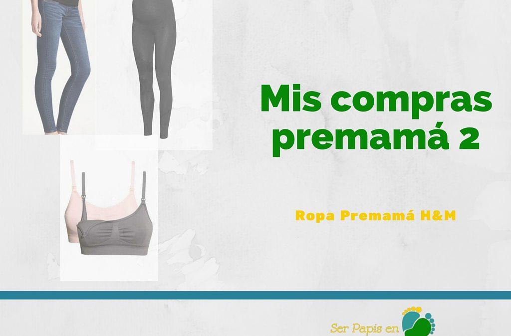 Ropa Premamá H&M – Mis compras premamá 2ª Parte