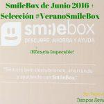 SmileBox de Junio – La eficacia de SmileBox es impecable + Nueva selección #VeranoSmileBox