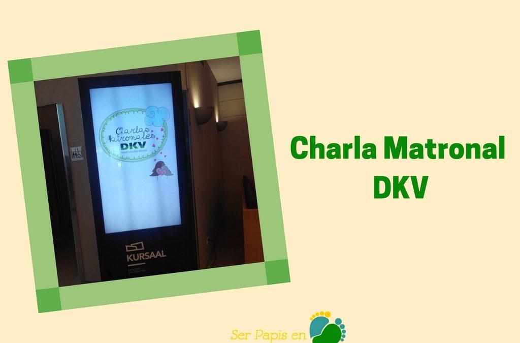 Charla Matronal DKV