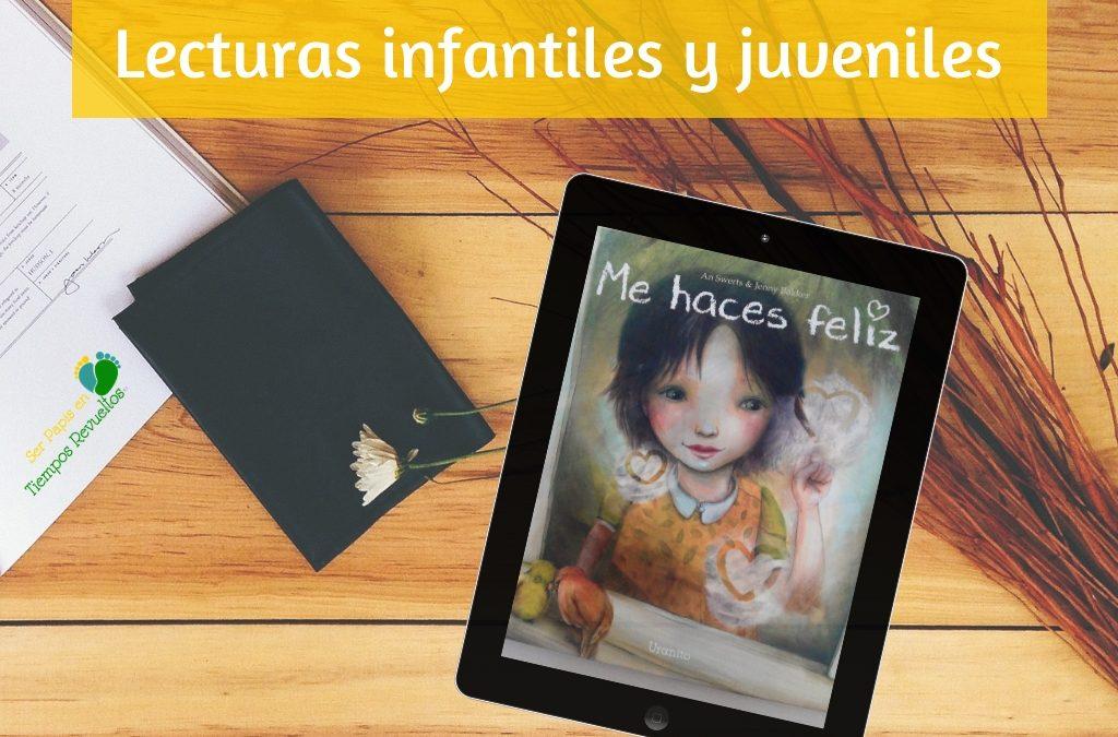 Me haces feliz: Lecturas y libros para niños y niñas 14