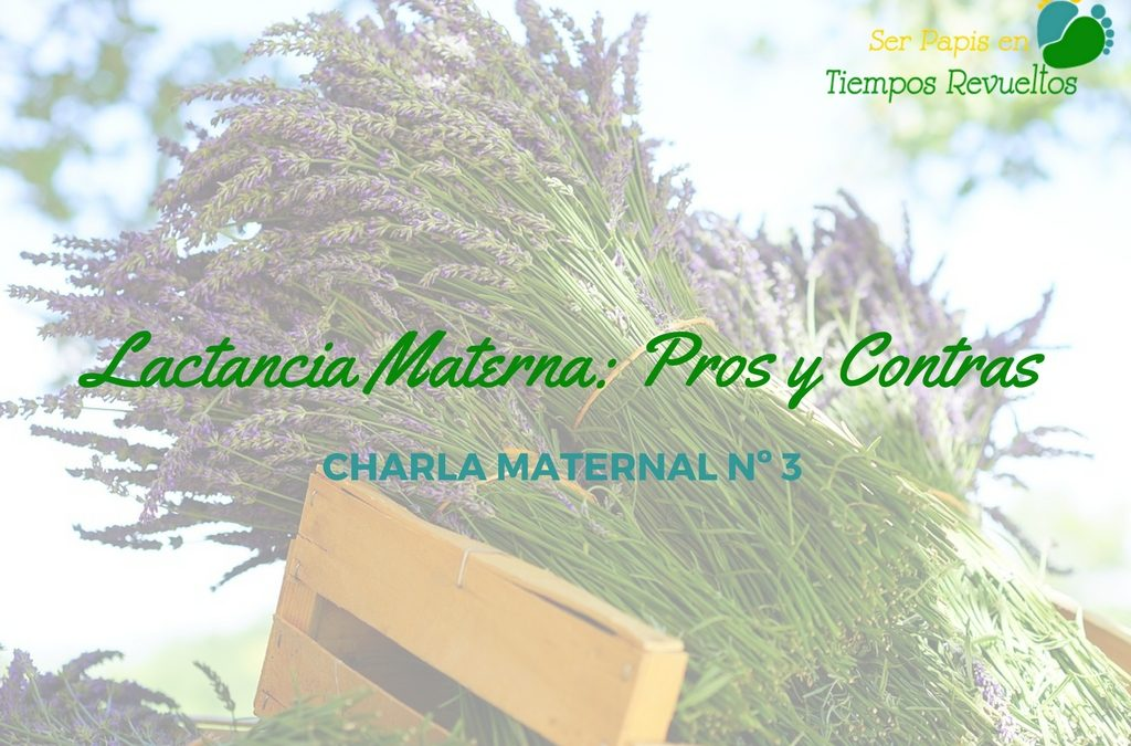 Lactancia Materna: Pros y Contras – Charlas Maternales 3