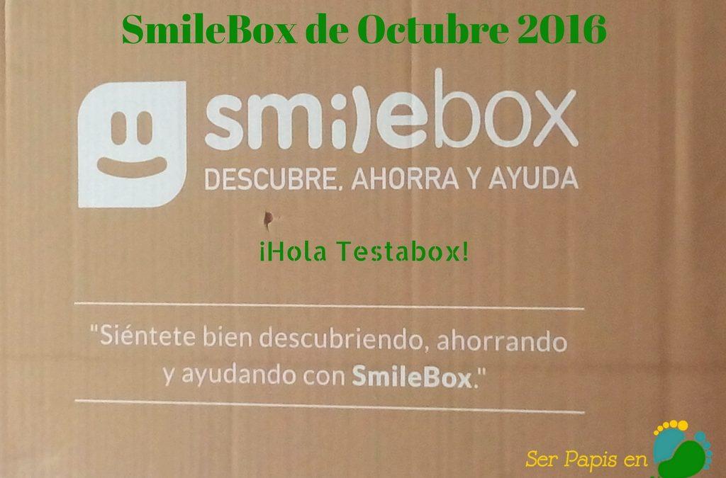 SmileBox de Octubre 2016 y más novedades