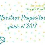 Nuestros propósitos para 2017