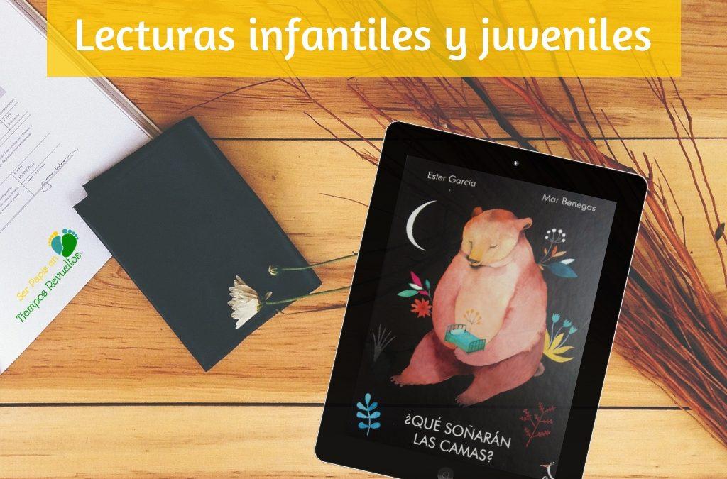 ¿Qué soñaran las Camas?: Lecturas y libros para niños y niñas 17