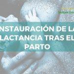 Instauración de la lactancia tras el parto