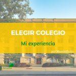 Elegir Colegio por MamInfinito