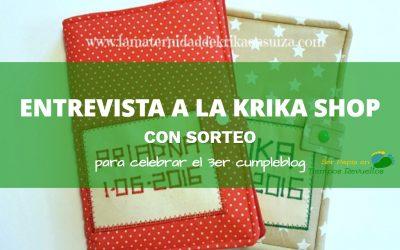 Entrevista con La Krika Shop + SORTEO [CERRADO]