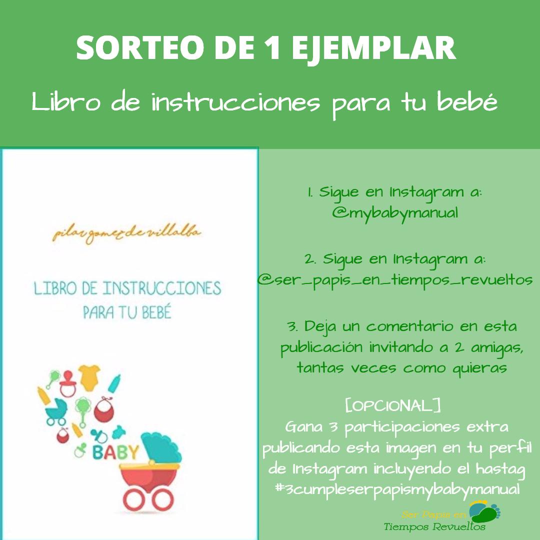 Sorteo-libro-instrucciones-bebe-IG