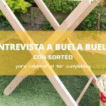 Entrevista con Buelabuela + SORTEO [CERRADO]