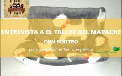Entrevista con El Taller del Mapache + SORTEO