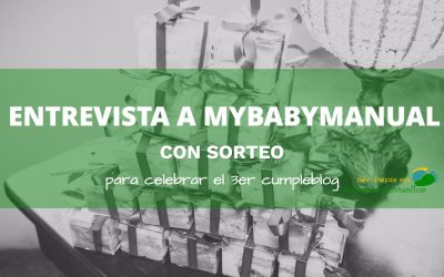 Entrevista con MyBabyManual + SORTEO [CERRADO]