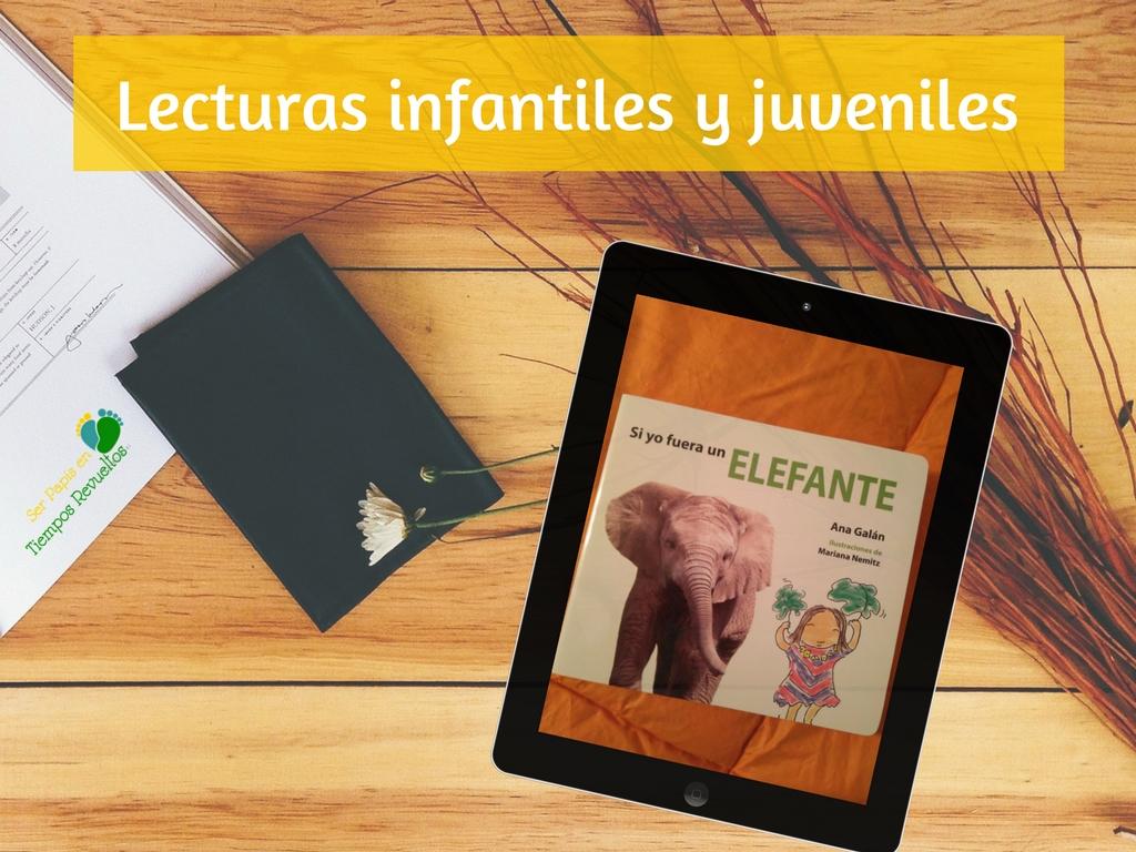 Si yo fuera un elefante – Lecturas para niños y niñas 26