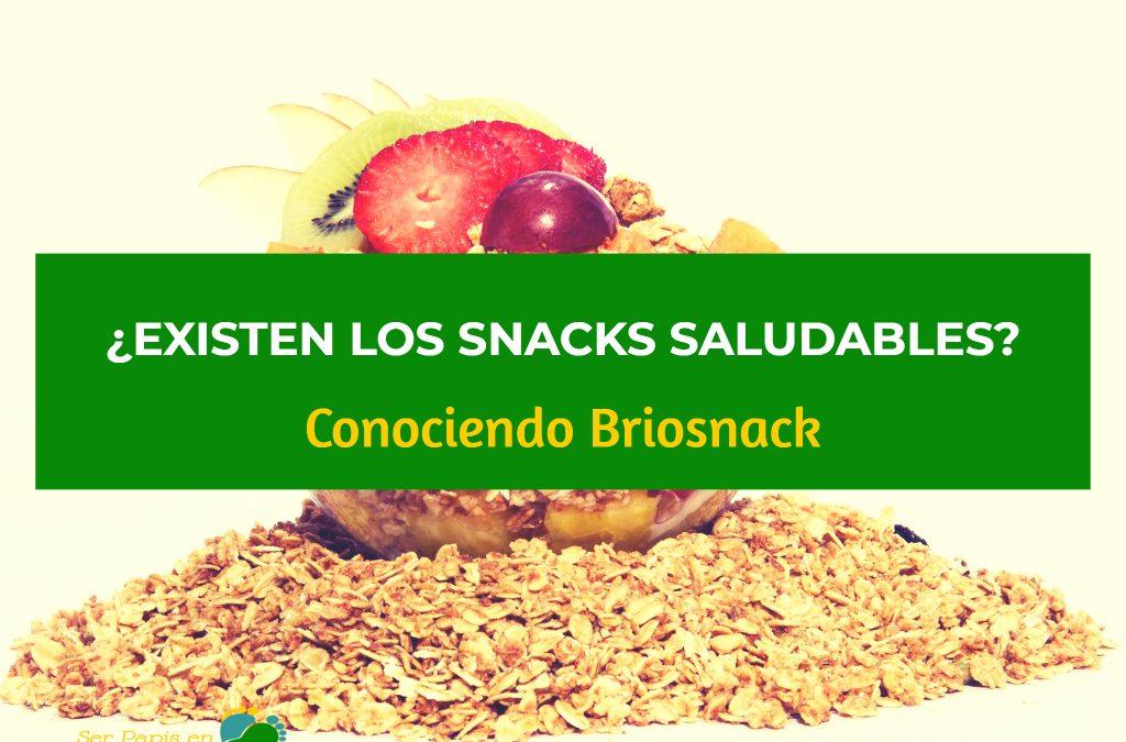 ¿Existen los snacks saludables? Conociendo Briosnack