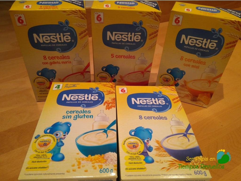 Cereales_Nestlé