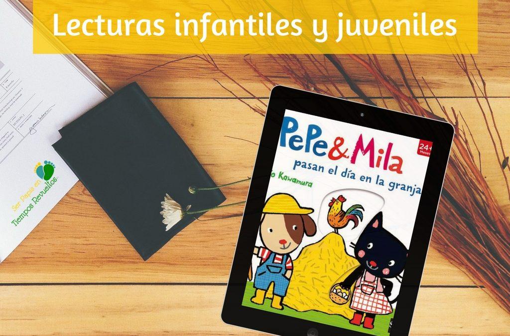 Pepe_y_Mila_en_la_granja