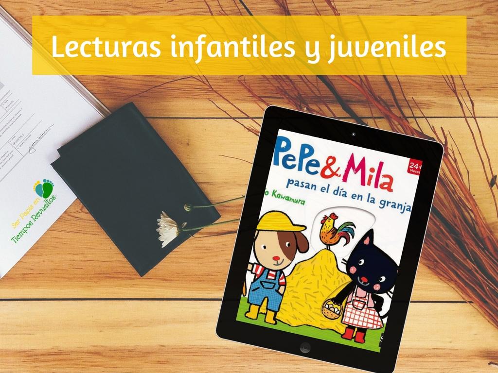 Pepe y Mila pasan el día en la granja – Lecturas para niños y niñas 27