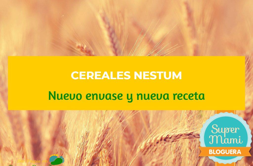 Cereales Nestum: nuevo envase y nueva receta