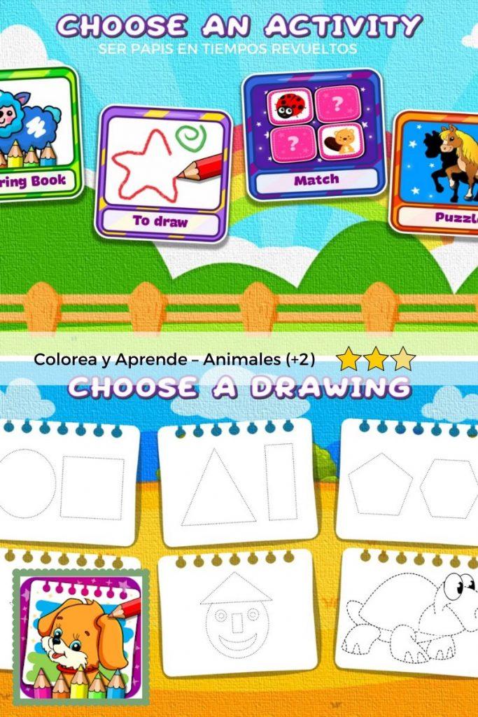 Colorea-y-Aprende-Animales