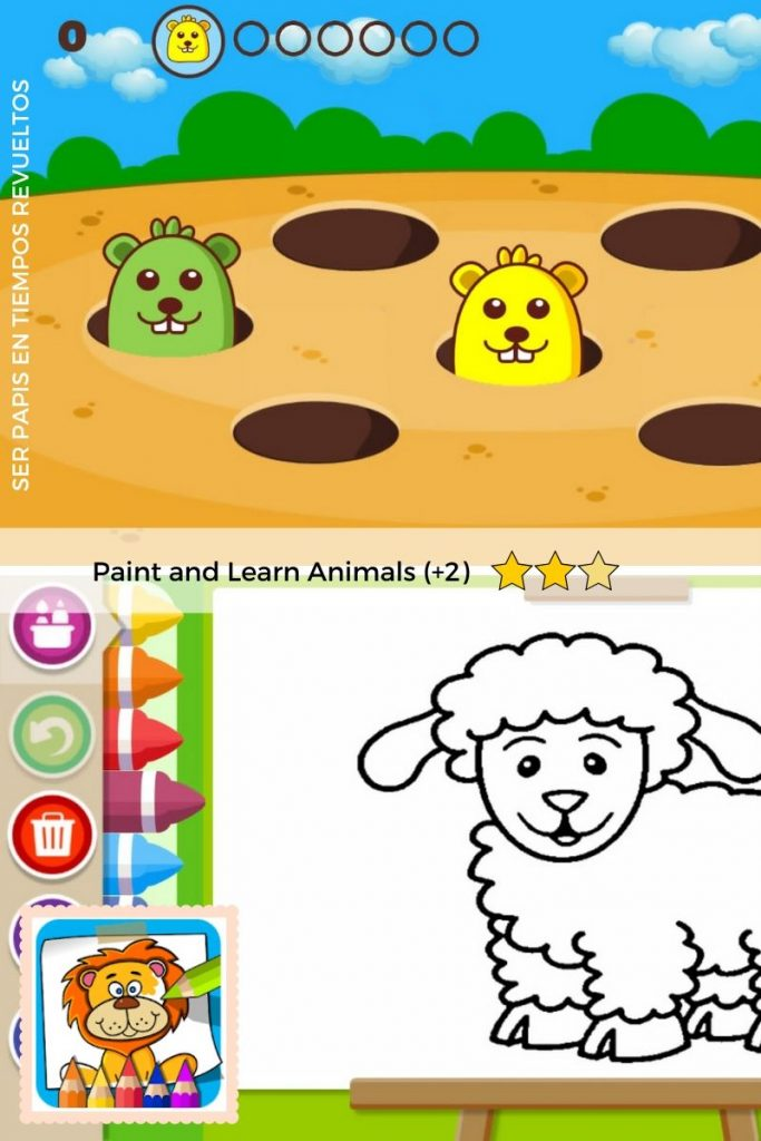 Paint-and-learn-animals-apps-infantiles